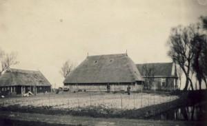 Foto 6, Boerderij aan de Wouddijk onder Westergeest van Sjoerd en Martje van der Veer