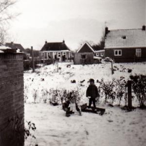 Jellie (Visser-) Kingma en Peter Dijkstra