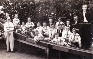 1939 knapenvereniging Westergeestmet namen